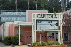 The Capitola Theatre. Photo: www.gypsyatlas.com