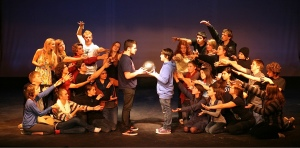 "A scene from ""Tommy"",  a performance presented in the PAC.  Photo From: slvusd.org"