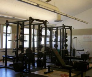 The weight room Photo From: slvhs.slv.k12.ca.us