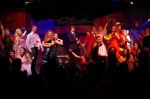 The Footloose cast. Source: www.facebook.com