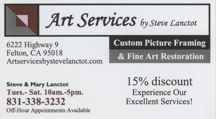 Art Services by Steve Lanctot