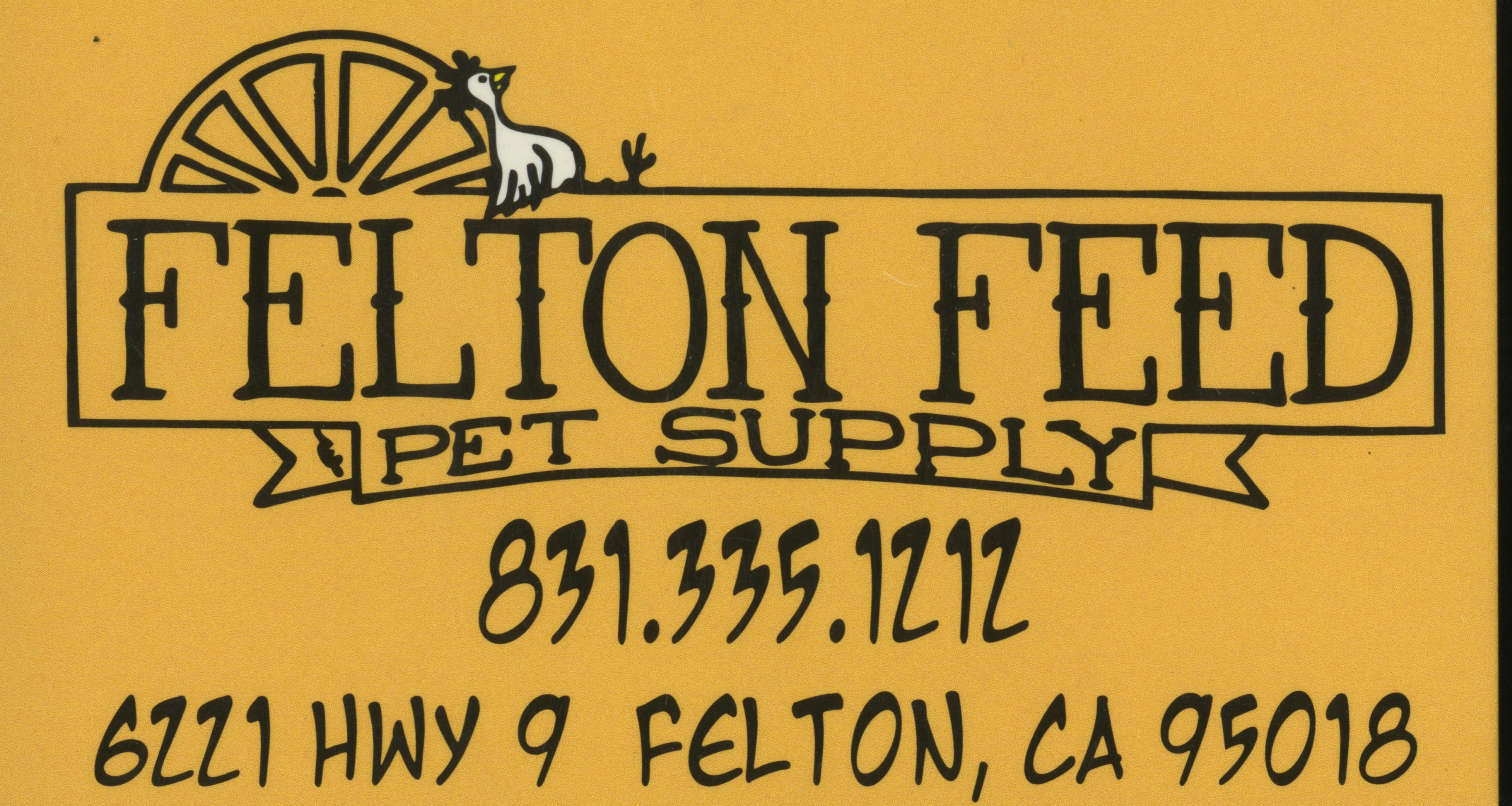 Felton Feed