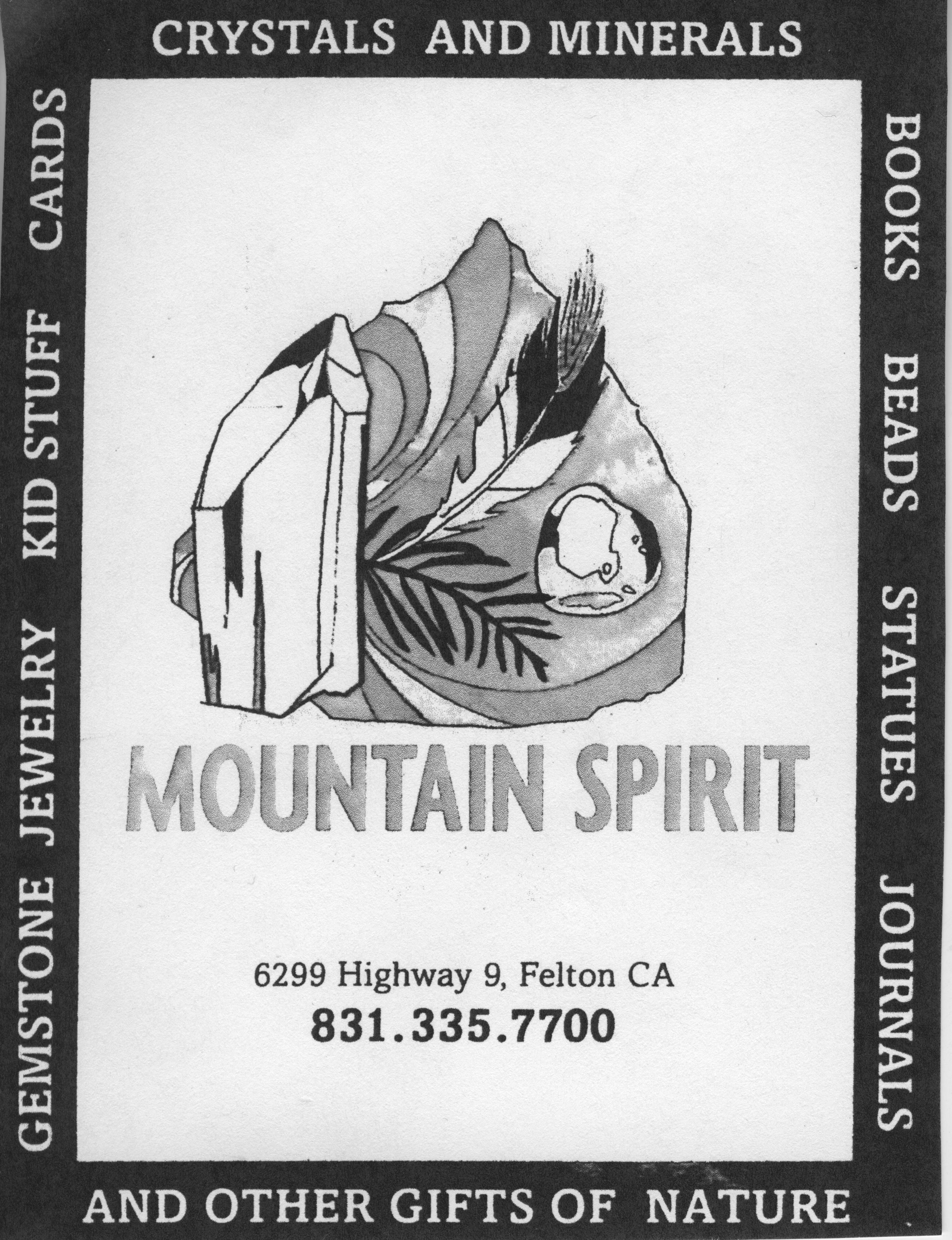 Mountain Spirit Ad