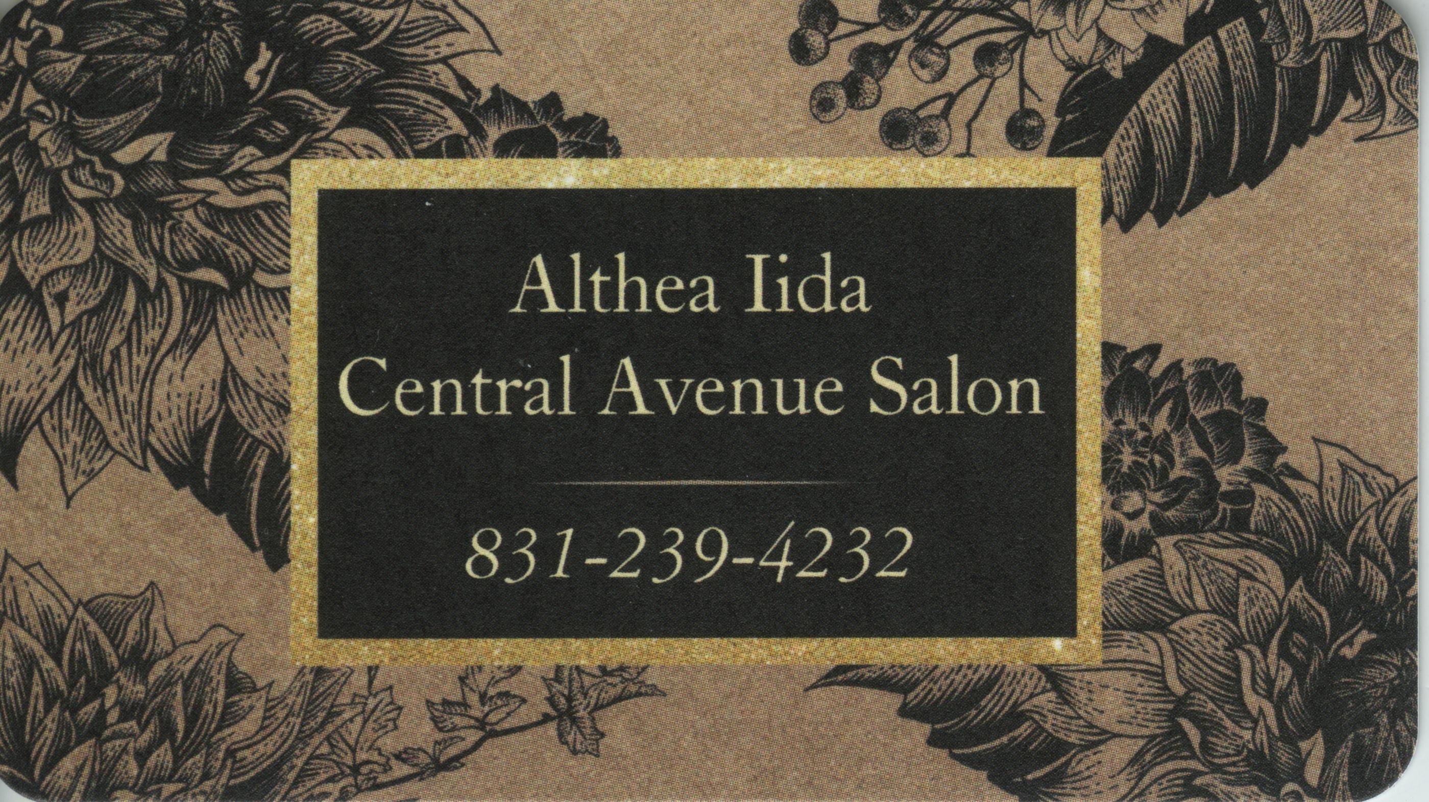 Central Avenue Salon