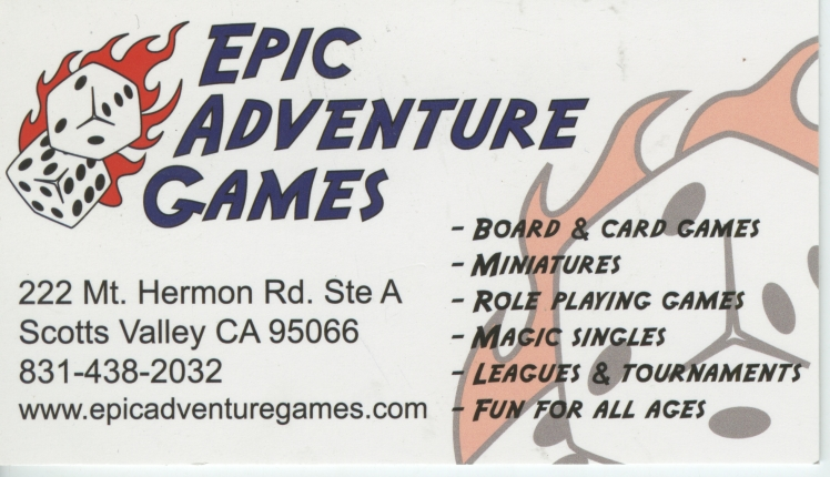 Epic Adventure Games 2