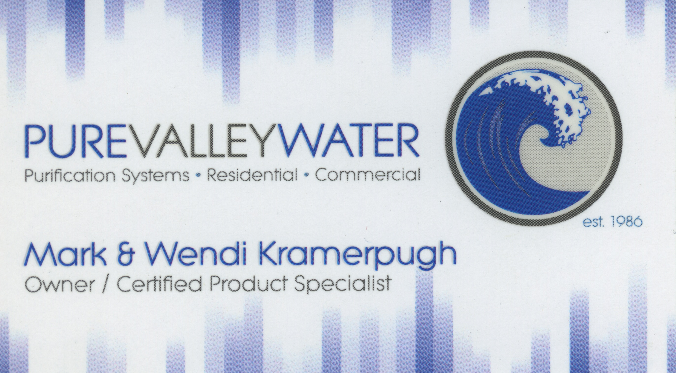 Pure Valley Water