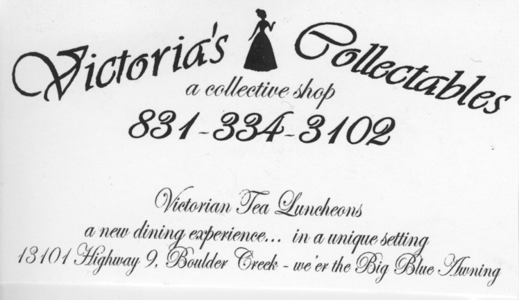 Victorias collectibes ad